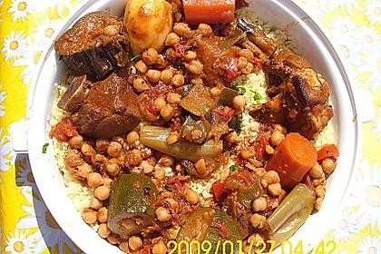 Tunesischer Couscous 2