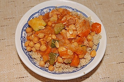 Tunesischer Couscous 10