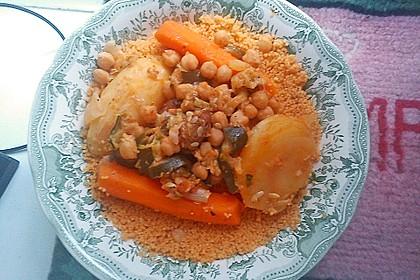 Tunesischer Couscous 12