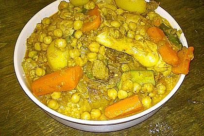 Tunesischer Couscous 13