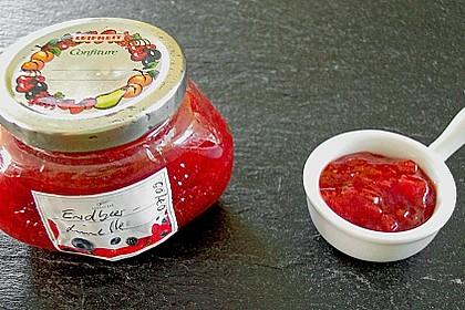 Erdbeer - Limetten - Marmelade 2
