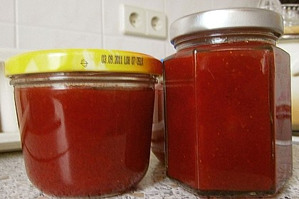 Erdbeer - Limetten - Marmelade 10