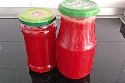 Erdbeer - Limetten - Marmelade 11