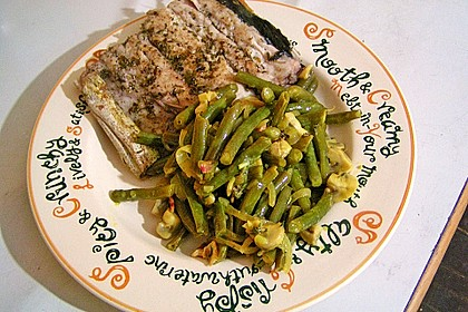 Würziger Bohnensalat