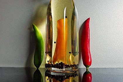 Chiliöl - selbst gemacht