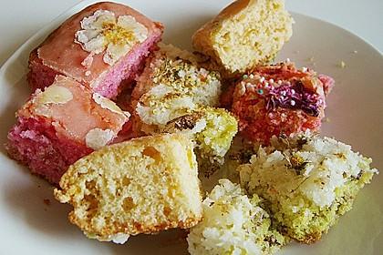 Ringelblumen - Kuchen 1
