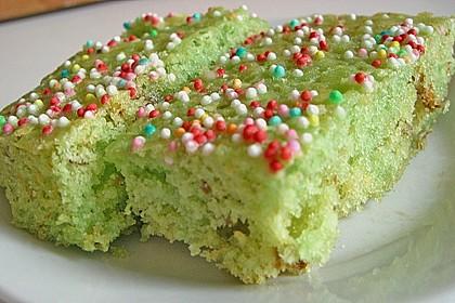 Ringelblumen - Kuchen