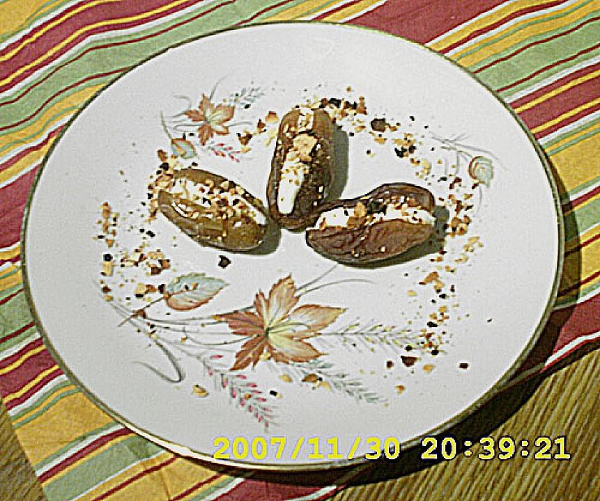 Amaretto datteln rezept mit bild von angie2007 for Datteln deko