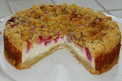Schneller Quark-Streuselkuchen mit Obst 4