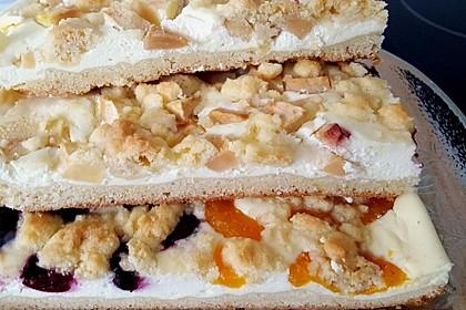Schneller Quark-Streuselkuchen mit Obst 55