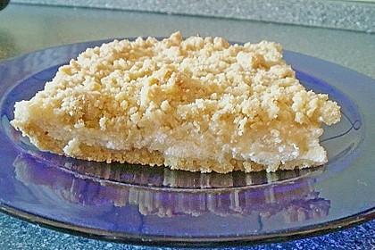 Schneller Quark-Streuselkuchen mit Obst 163