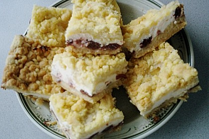 Schneller Quark-Streuselkuchen mit Obst 218