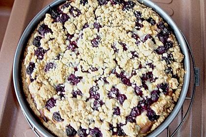 Schneller Quark-Streuselkuchen mit Obst 191