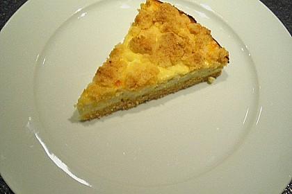 Schneller Quark-Streuselkuchen mit Obst 174