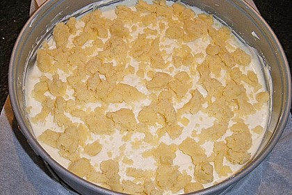 Schneller Quark-Streuselkuchen mit Obst 185