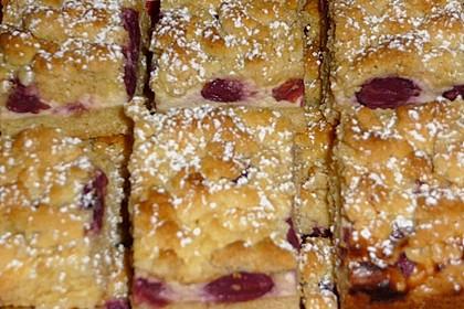 Schneller Quark-Streuselkuchen mit Obst 166