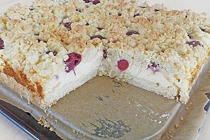 Schneller Quark-Streuselkuchen mit Obst 49