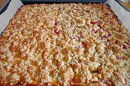 Schneller Quark-Streuselkuchen mit Obst 99