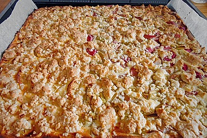 Schneller Quark-Streuselkuchen mit Obst 75