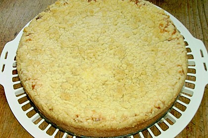 Schneller Quark-Streuselkuchen mit Obst 221