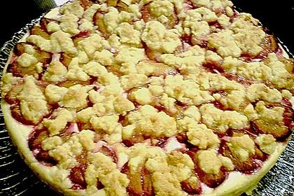 Schneller Quark-Streuselkuchen mit Obst 225