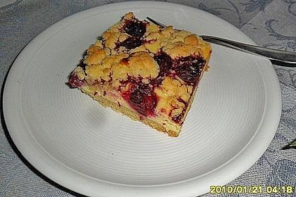 Schneller Quark-Streuselkuchen mit Obst 120