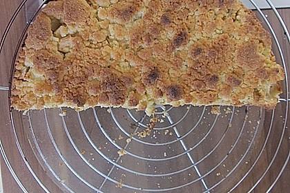 Schneller Quark-Streuselkuchen mit Obst 158
