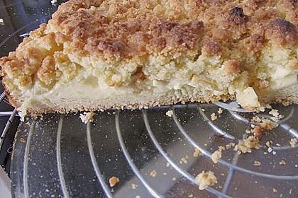 Schneller Quark-Streuselkuchen mit Obst 196