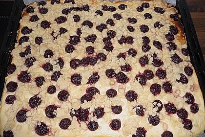 Schneller Quark-Streuselkuchen mit Obst 188