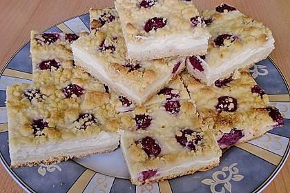Schneller Quark-Streuselkuchen mit Obst 23