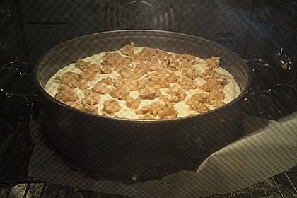 Schneller Quark-Streuselkuchen mit Obst 245