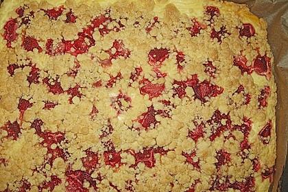 Schneller Quark-Streuselkuchen mit Obst 180