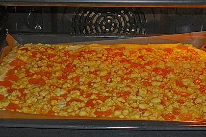 Schneller Quark-Streuselkuchen mit Obst 190