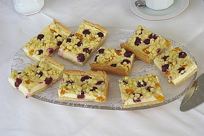 Schneller Quark-Streuselkuchen mit Obst 45