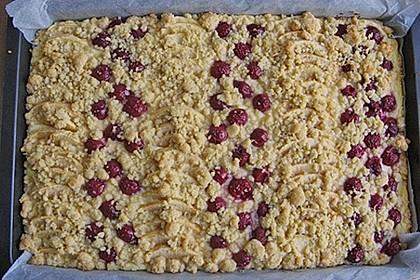 Schneller Quark-Streuselkuchen mit Obst 157