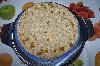 Schneller Quark-Streuselkuchen mit Obst 199