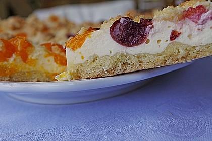 Schneller Quark-Streuselkuchen mit Obst 17
