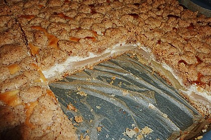 Schneller Quark-Streuselkuchen mit Obst 149