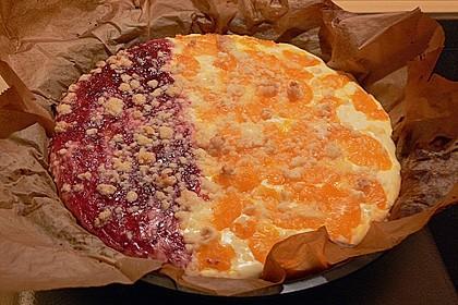 Schneller Quark-Streuselkuchen mit Obst 226