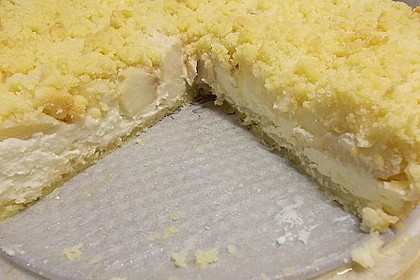 Schneller Quark-Streuselkuchen mit Obst 203