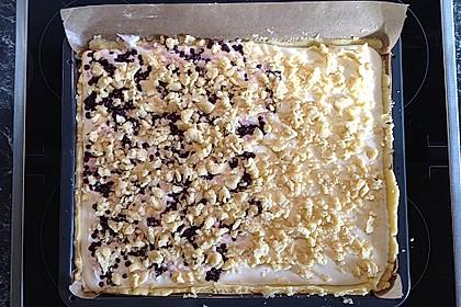 Schneller Quark-Streuselkuchen mit Obst 170