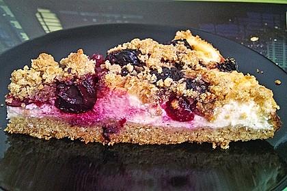 Schneller Quark-Streuselkuchen mit Obst 145