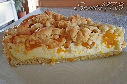 Schneller Quark-Streuselkuchen mit Obst 6