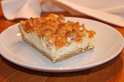 Schneller Quark-Streuselkuchen mit Obst 2