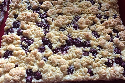 Schneller Quark-Streuselkuchen mit Obst 116