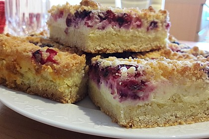 Schneller Quark-Streuselkuchen mit Obst 14