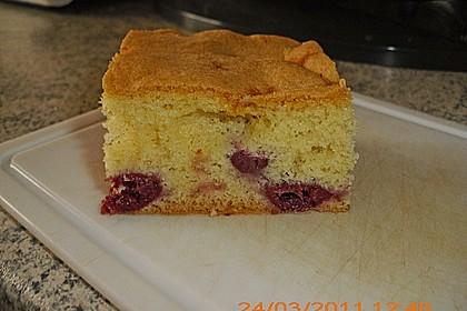 Einfacher Blechkuchen 12
