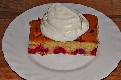 Einfacher Blechkuchen 1