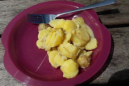 Warmer dänischer Kartoffelsalat 10