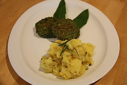 Warmer dänischer Kartoffelsalat 3